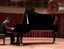 J. Brahms Variations on a Theme by Paganini Opus 35, Book 1
